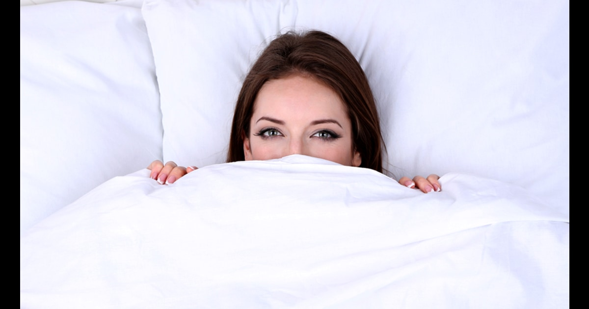 9 ways to smile before you go to bed