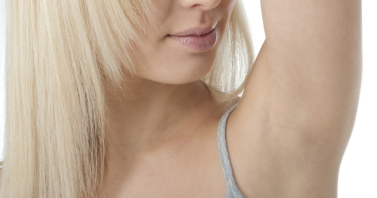 Women Are Microwaving Their Armpits To Get Rid Of Sweat And Hair