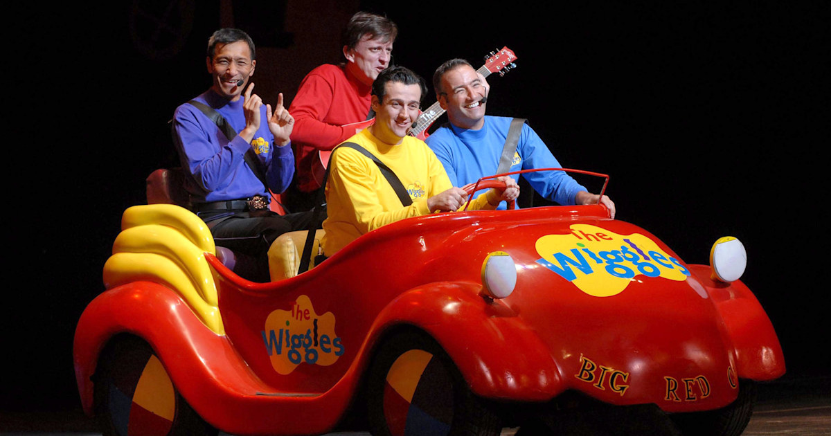 The 'original' Wiggles will reunite for 2016 benefit concert