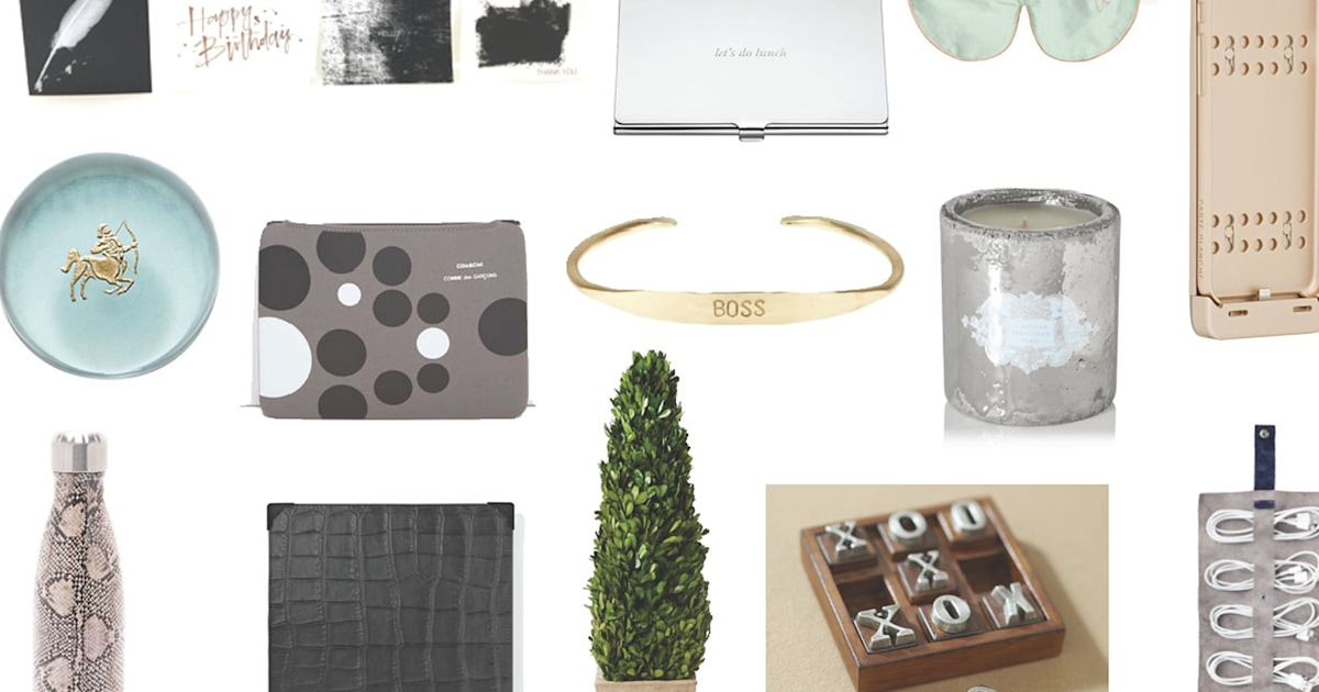 13 of the absolute best New Year's gifts for your boss