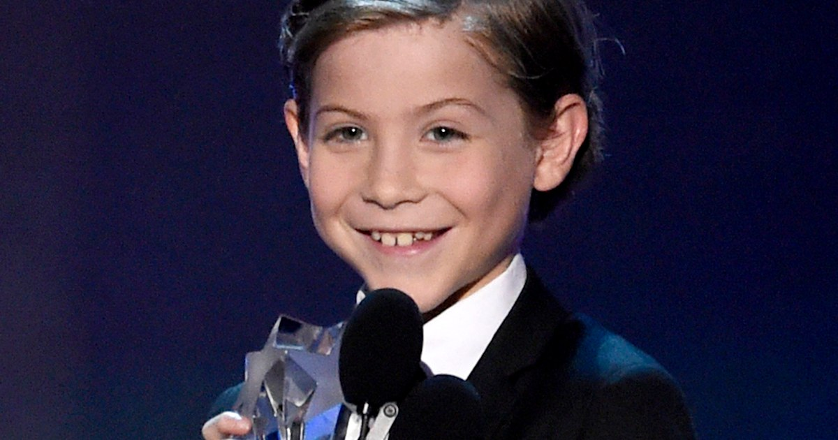 'Best day of my life': See 9-year-old 'Room' star's adorable acceptance speech