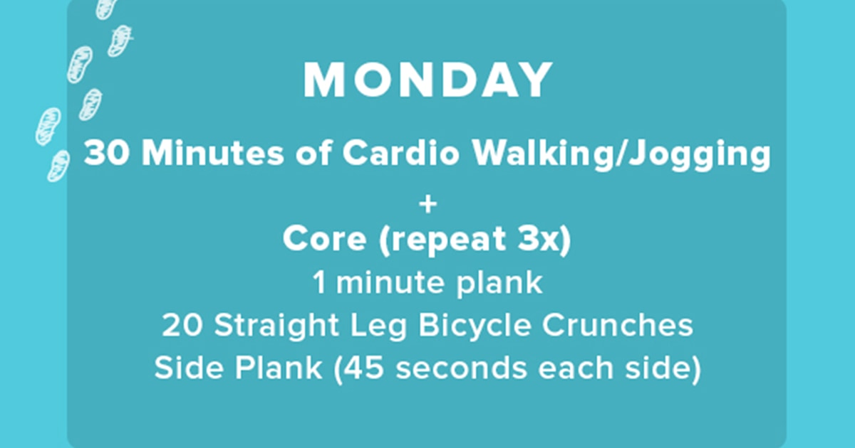 Want a healthier heart? Try this simple weekly workout