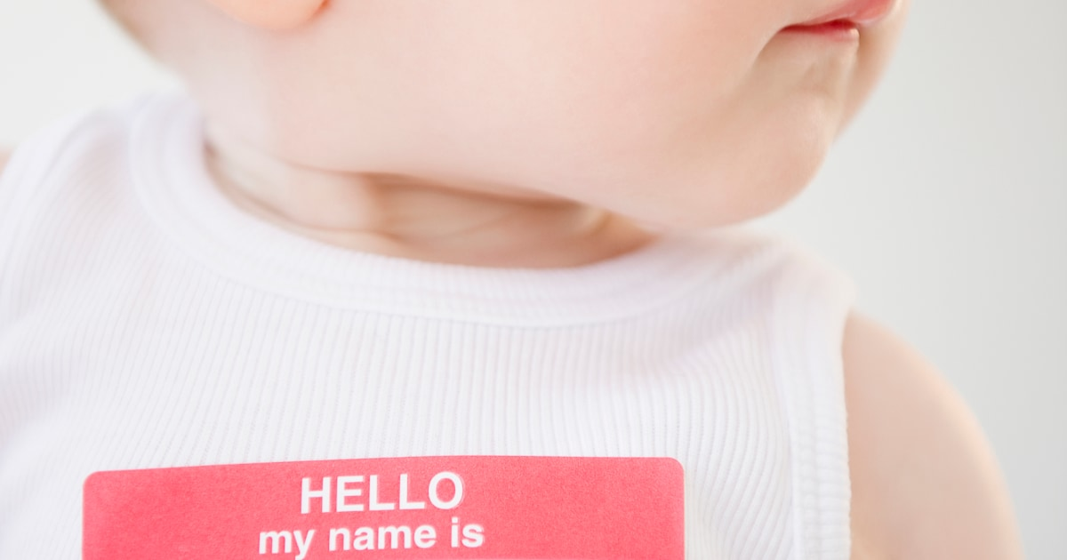 Baby-name stealing: For some parents, it's no joke