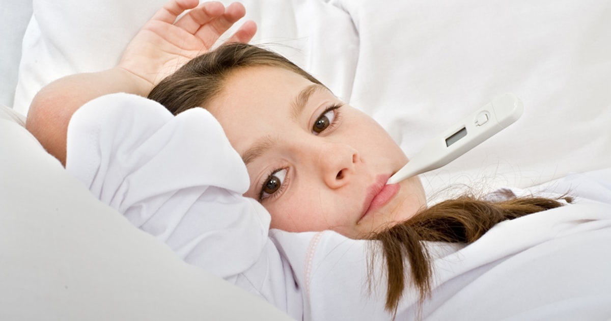 Kids' health symptoms explained: Fever, leg pain and more