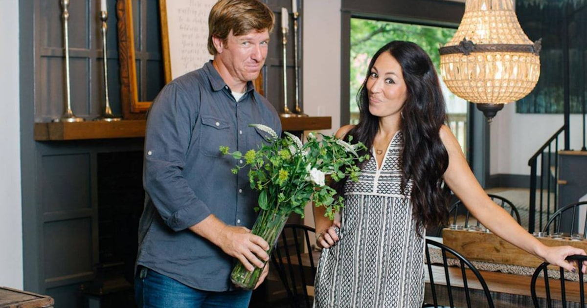 Fixer Upper Chip And Joanna Gaines Reveal Their Worst