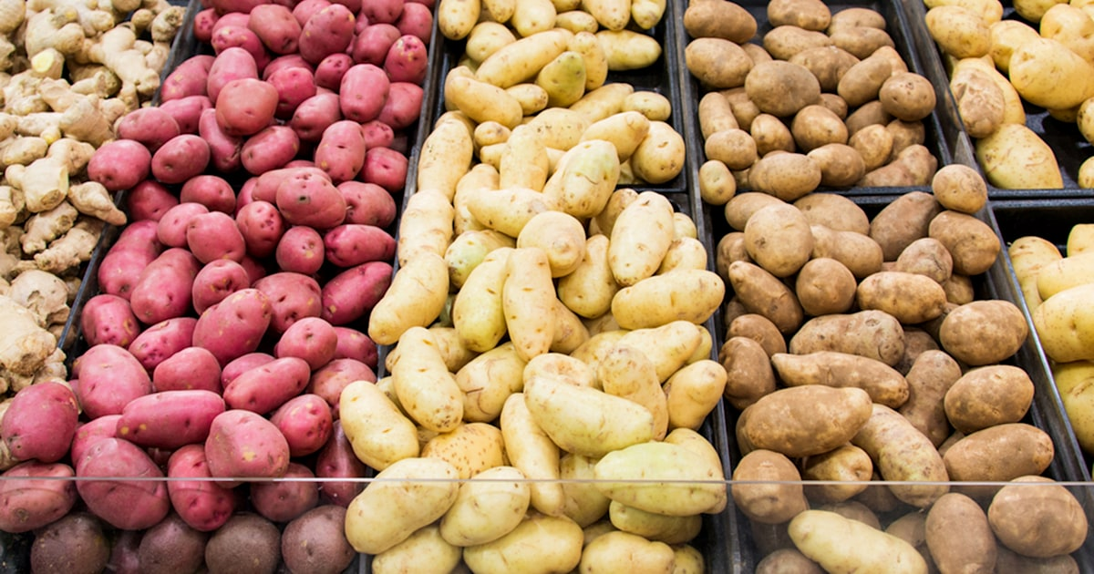 How many times a week can we eat potatoes and still be healthy?