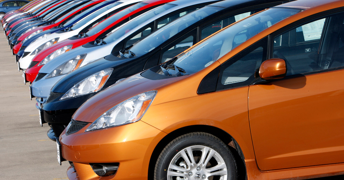 Car Colors With The Best Resale Value It S Not Black Or White