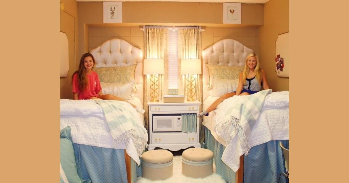 Inside the craziest dorm rooms we've ever seen