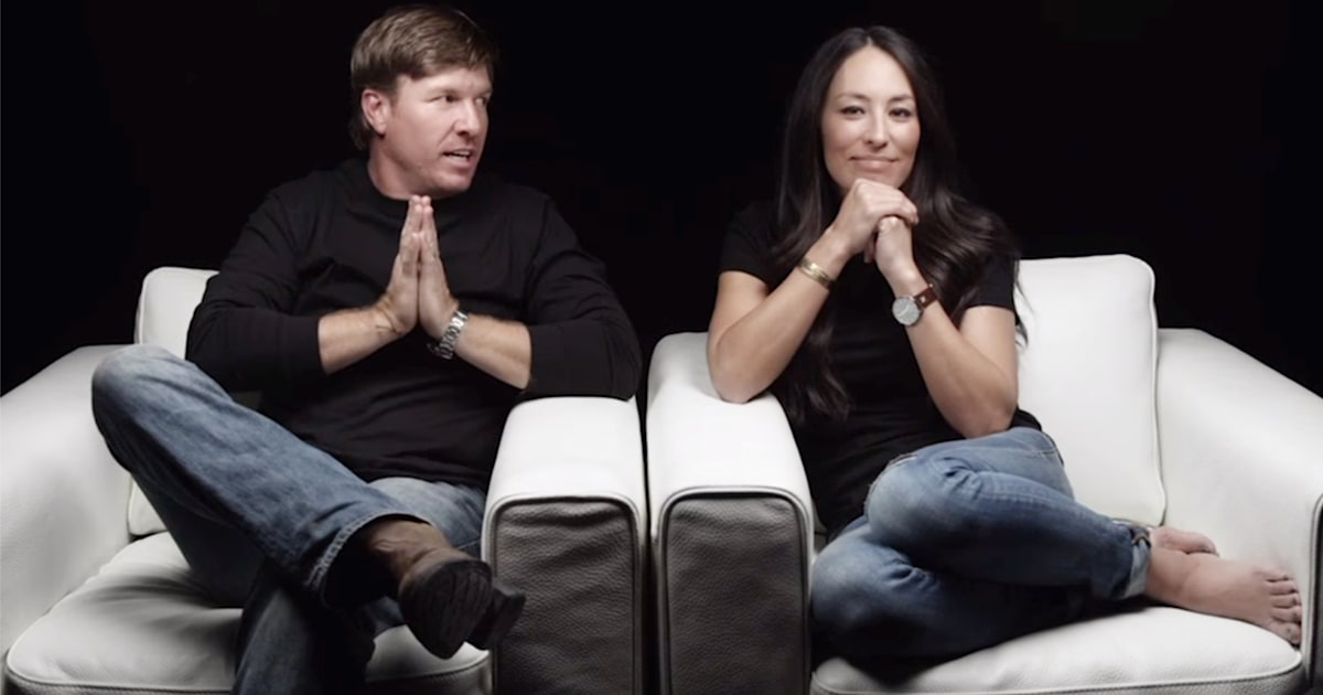 Chip and Joanna Gaines: Our differences make our marriage stronger