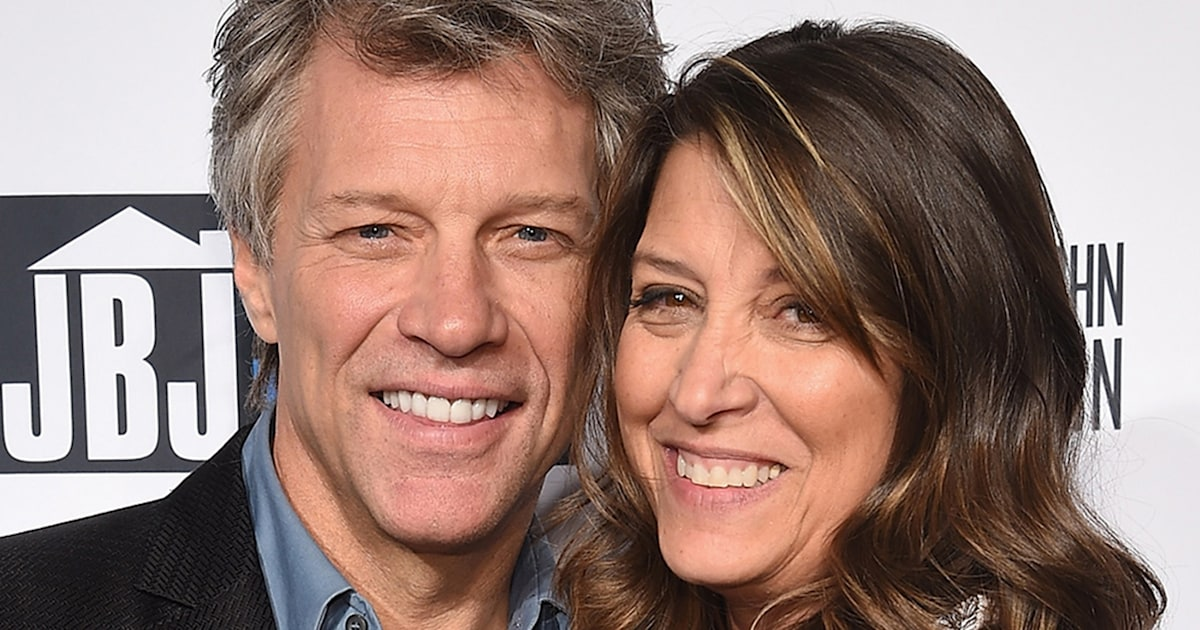 Jon Bon Jovi And Wife Reveal Why Their 27 Year Marriage Works