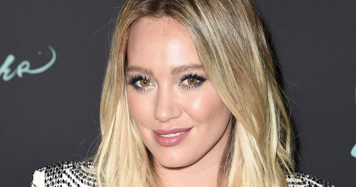 Hilary Duff gets a bold new haircut — see the gorgeous look!
