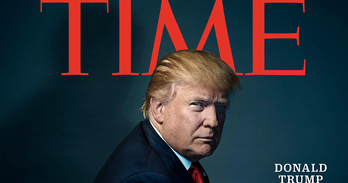 President-elect Donald Trump is TIME Person of the Year ...