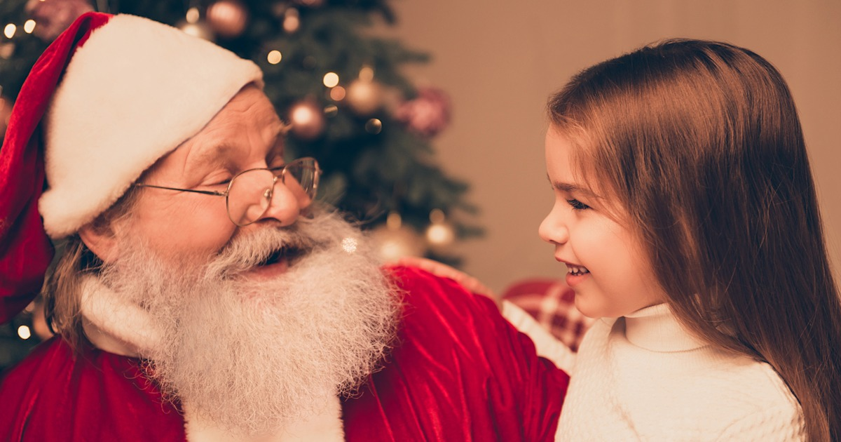 Is Santa Real Smart Sweet Ways To Answer Kids Questions