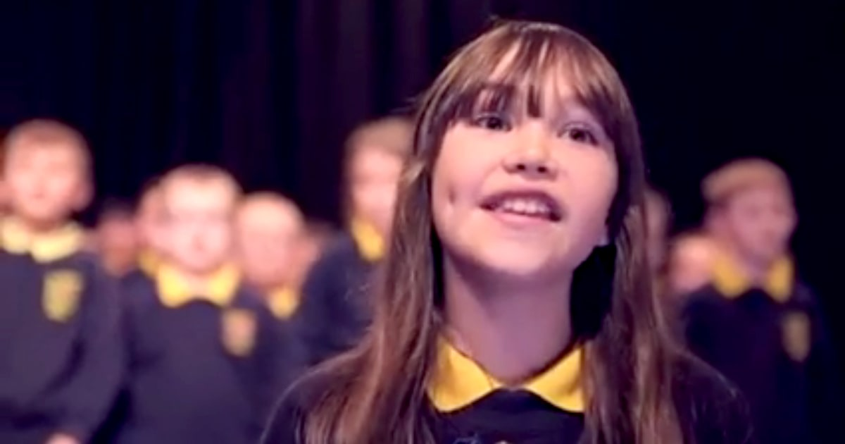 10-year-old girl with autism singing 'Hallelujah' will give you chills