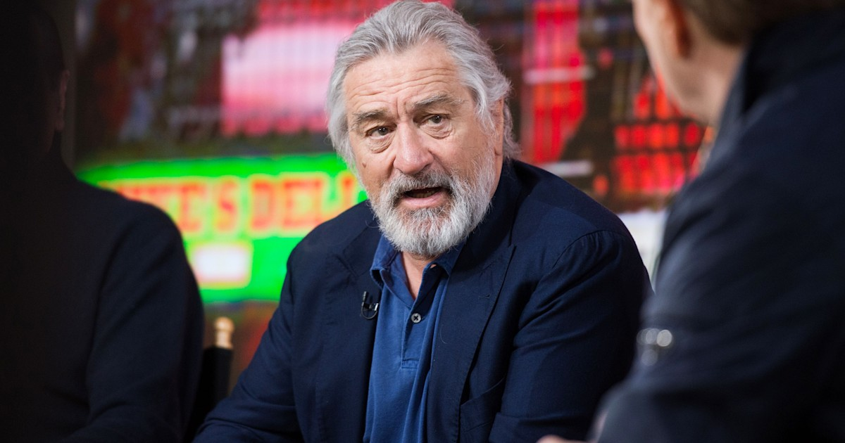 robert de niro on trump and inauguration boycotts 39 everybody has to be on guard 39. Black Bedroom Furniture Sets. Home Design Ideas