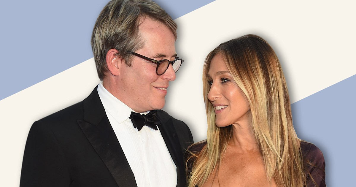 Sarah Jessica Parker's 20th Wedding Anniversary Note To