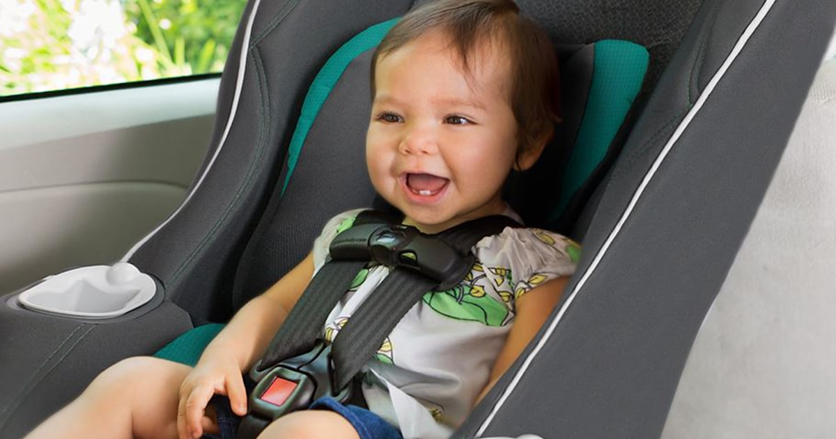 Car Seat Recall Issued For 25,000 Graco Car Seats