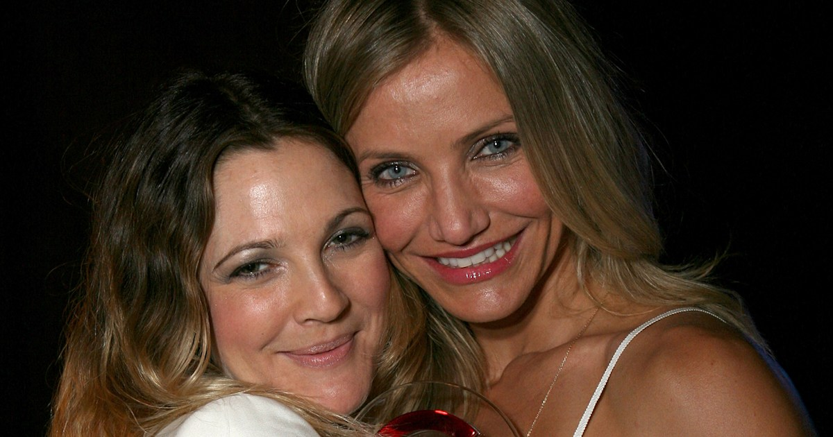 Drew Barrymore shares sweet Instagram pic with Cameron Diaz Cameron Diaz Instagram