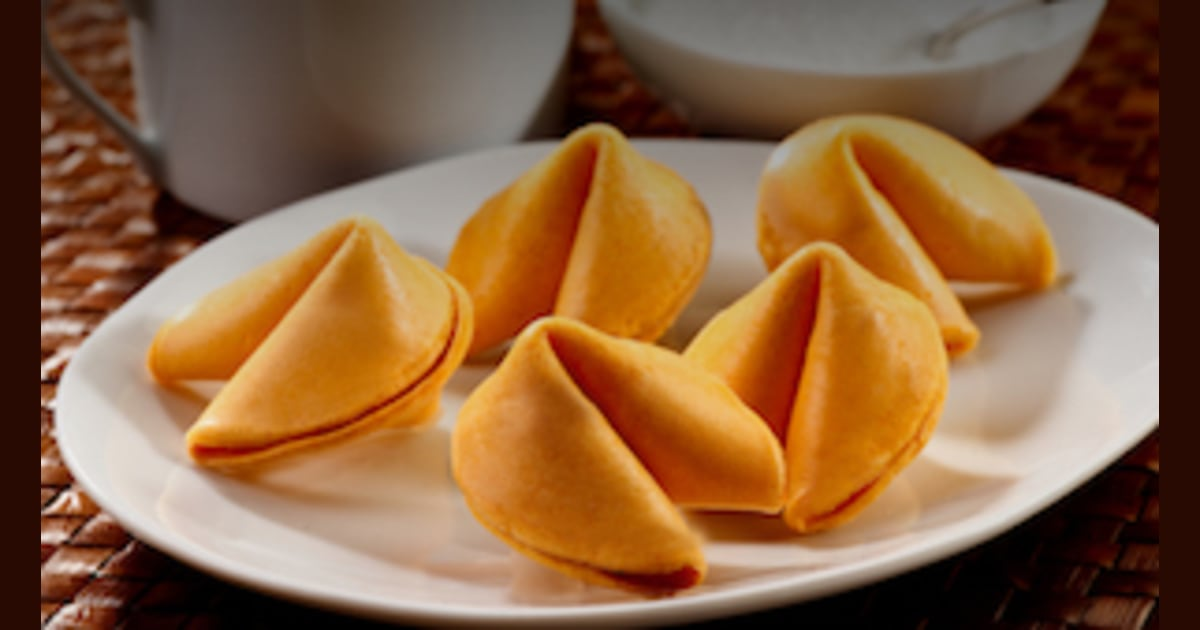 Could fortune cookie numbers really be lucky? Here's what the