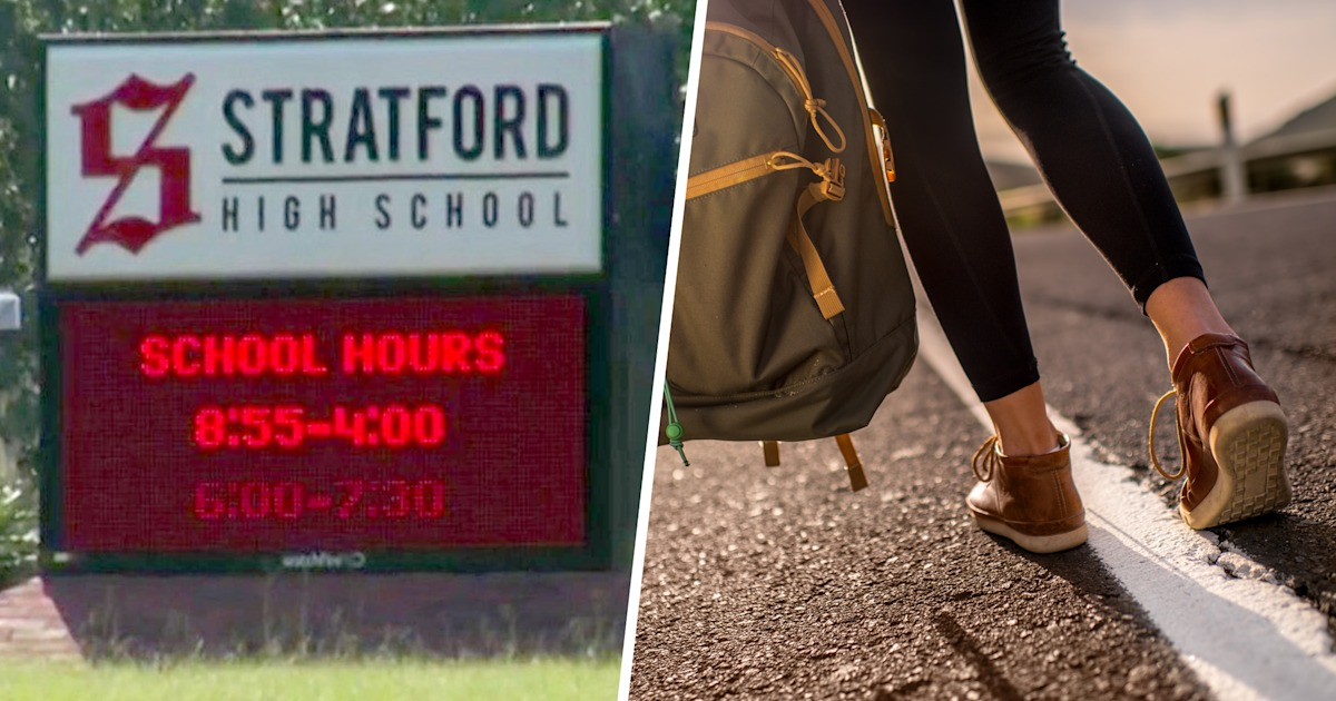 Principal Tells Students Leggings Are For Size 2 Or Smaller