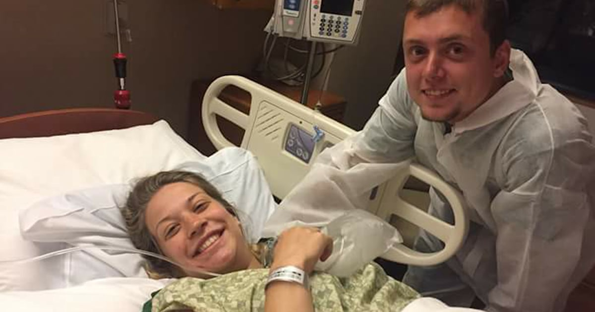 After near-tragedy, mom tells pregnant women: 'Trust your instincts'