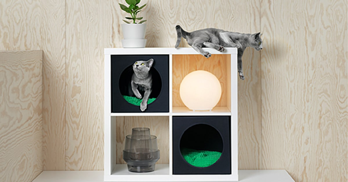 23f5d837cc5 Ikea's LURVIG collection is just for pets