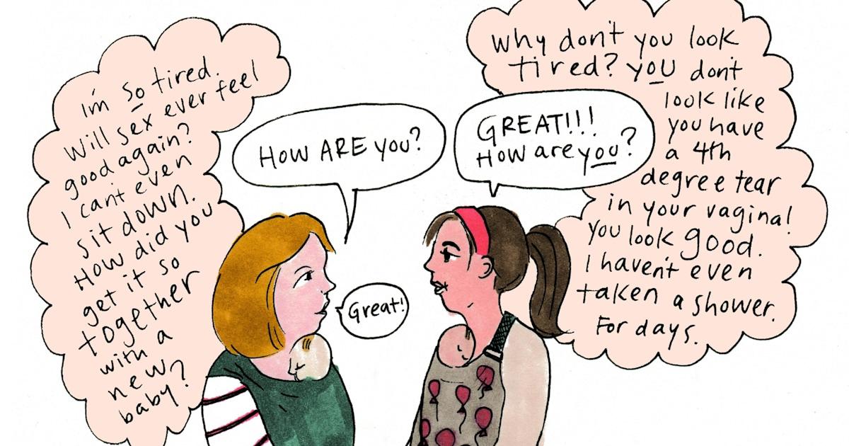 Speakthesecret campaign gives postpartum depression a voice