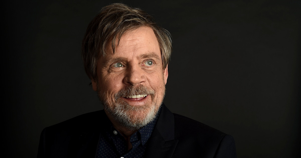 'Star Wars' star Mark Hamill's extraordinary visit with a dying boy