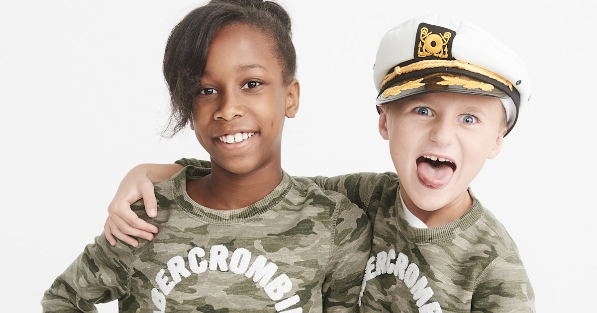 Abercrombie And Fitch Clothing Abercrombie And Fitch Hoodies Abercrombie And Fitch Jackets Abercrombie And Fitch Sweater: Abercrombie & Fitch Releases Gender-neutral Clothing Line