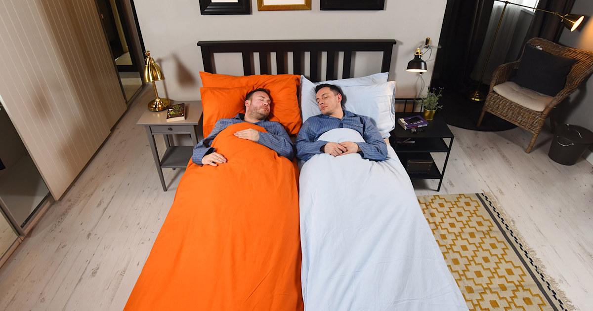 Ikea S Tog Ether Bundle Just Might End Blanket Hogging For Good