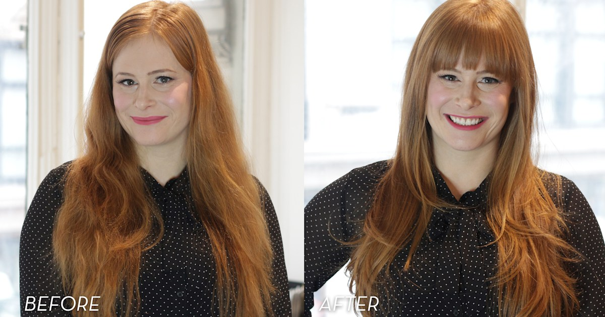The Most Flattering Bangs According To Your Face Shape