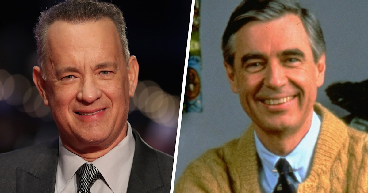 Tom Hanks Will Play Mister Rogers In A Movie And The Internet Has Exploded With Joy