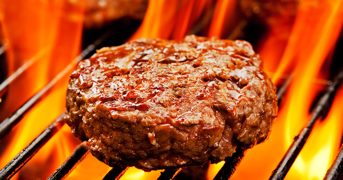 Is grilling healthy? Cooking meat at high temps may raise blood pressure