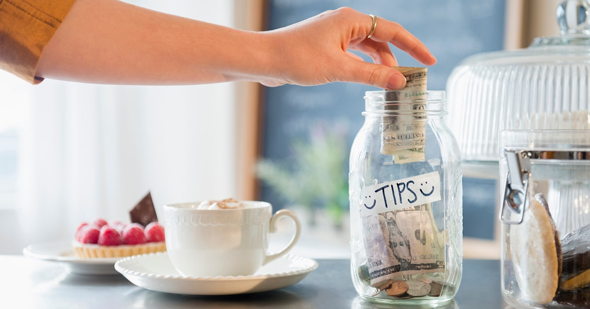 Guilt tipping: Are Square, mobile payments making us tip