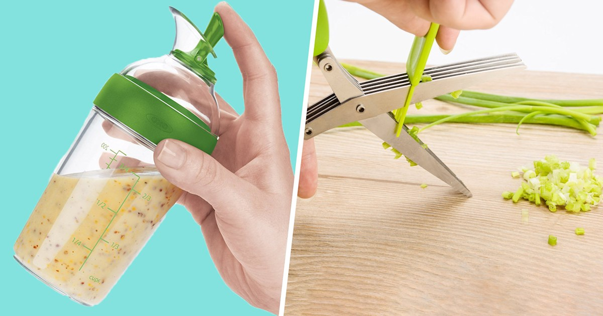 9 kitchen gadgets to make healthy eating easy