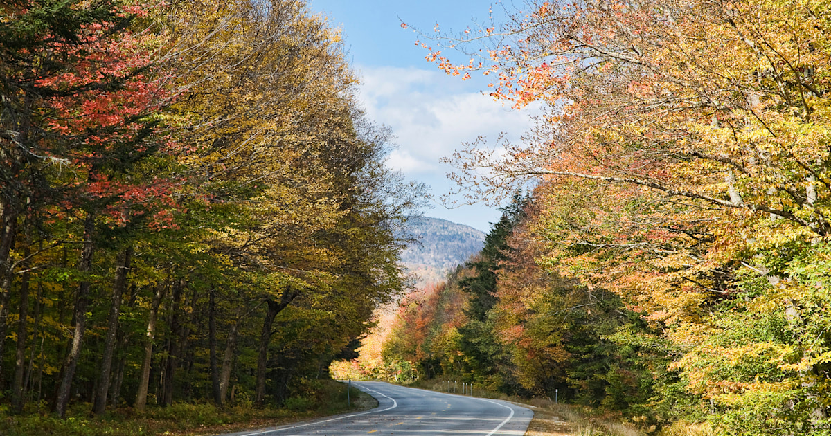 Best family vacations: White Mountains, New Hampshire