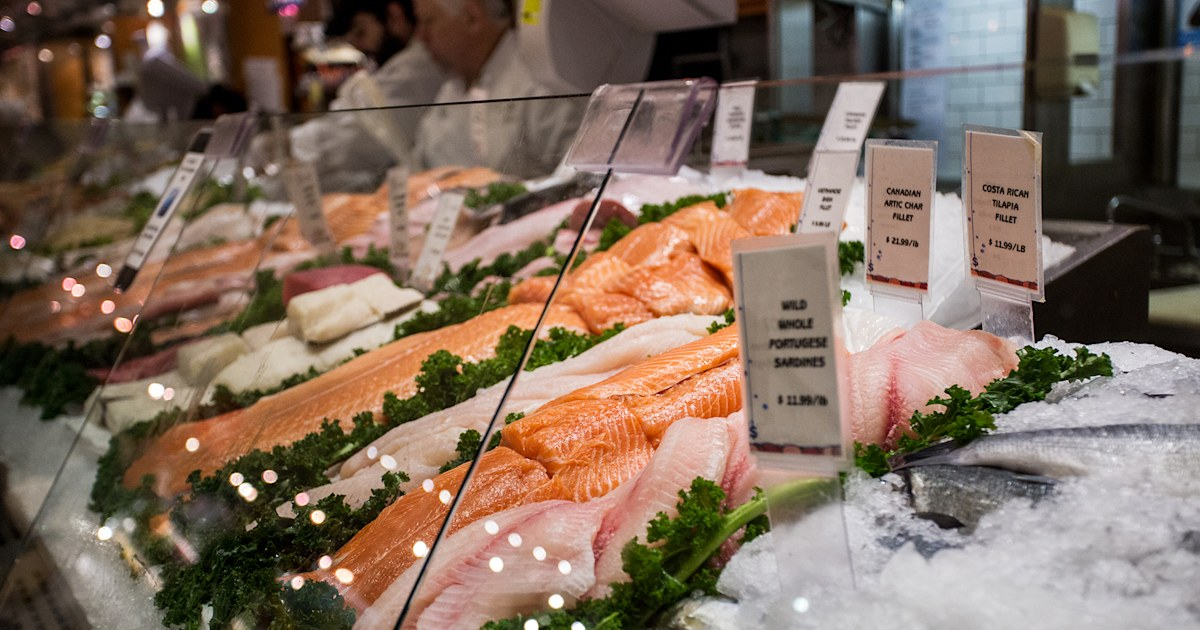 Salmon, shrimp or tuna: Which type of seafood is healthiest?