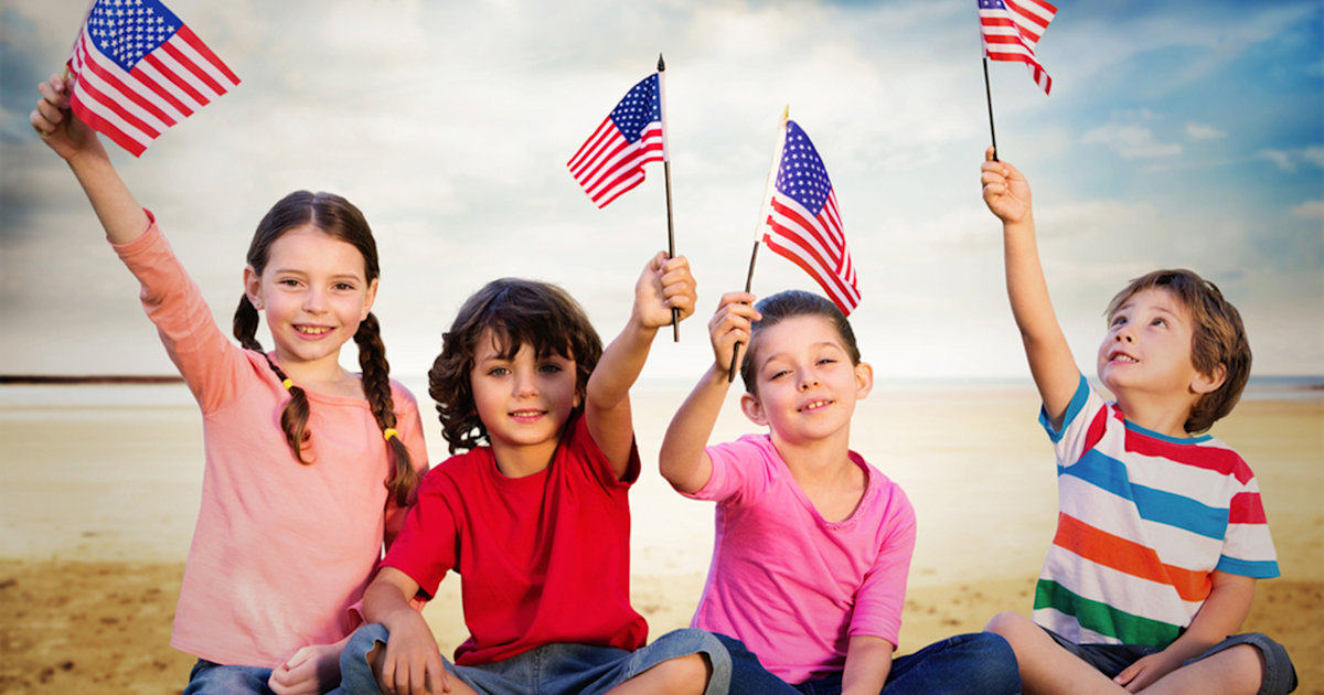 July 4 for kids: Teach kids the meaning of Independence Day