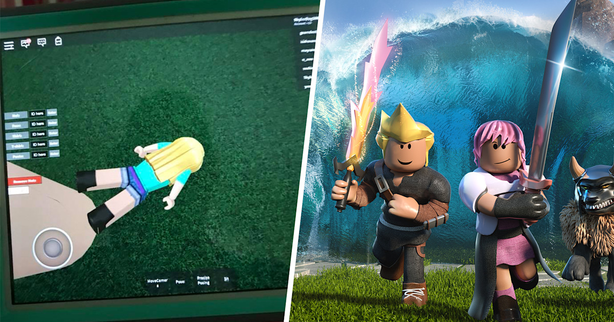 7-year-old girl's avatar assaulted while playing Roblox game