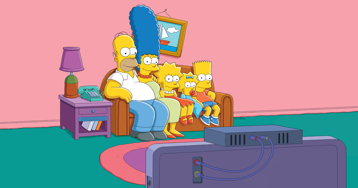 See The Simpsons Living Room Decked Out In 6 Modern Styles