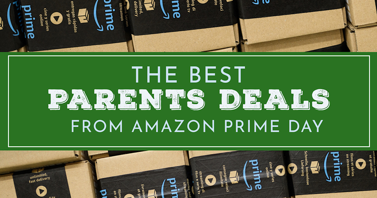 68ca1a1d18bf1 Amazon Prime Day: The best Prime Day deals on toys, clothes and baby gear  for parents