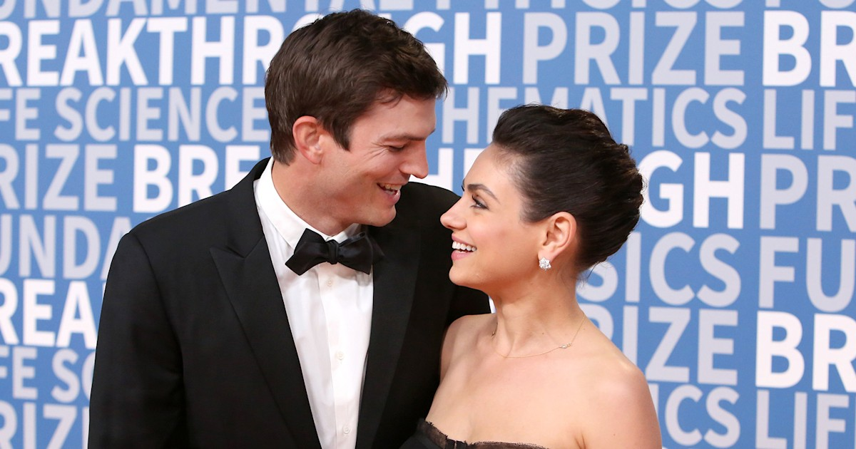 how long have mila kunis and ashton kutcher been dating