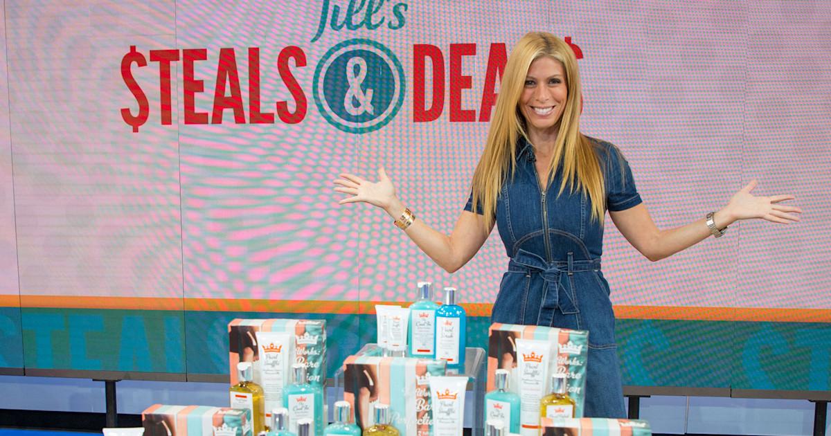 today show jills steals and deals