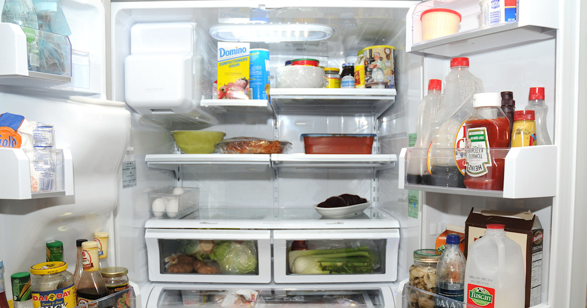 How To Store Food In The Fridge