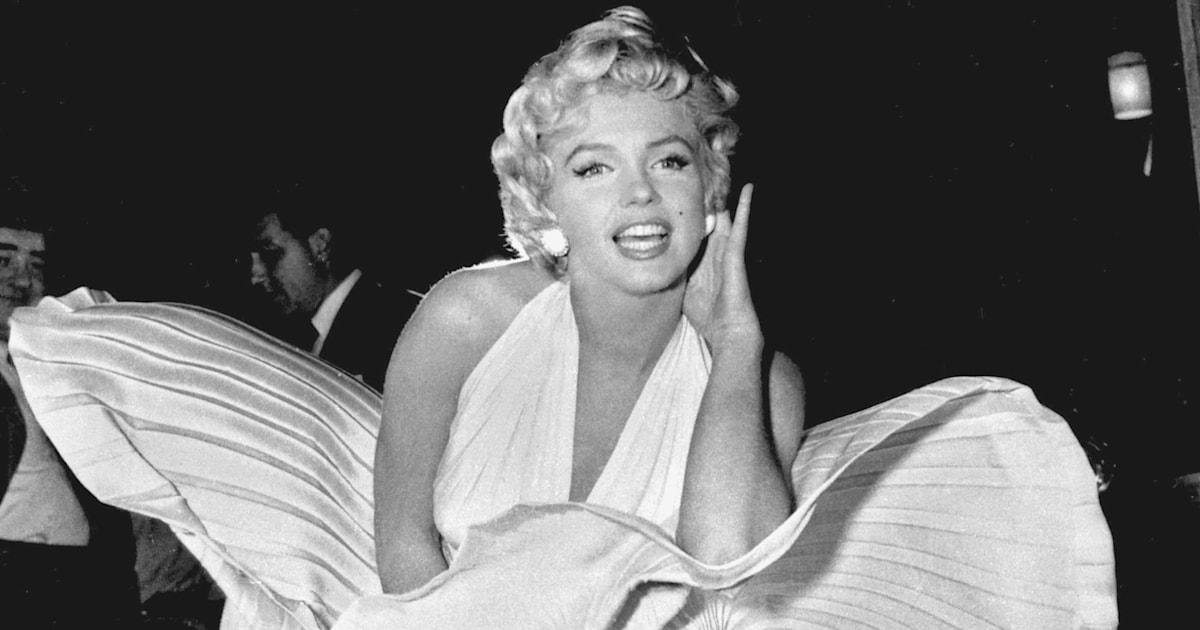 Marilyn Monroe helped launch Hugh Hefners career. But