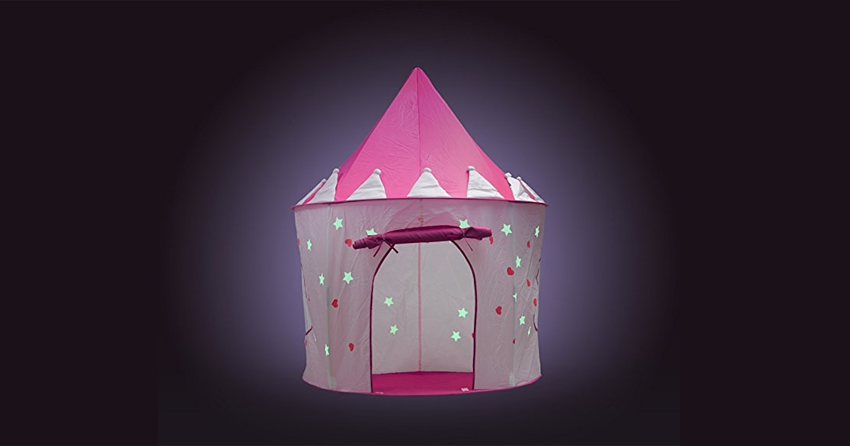 Deal Alert: This pop-up princess castle with over 3,800 reviews is only $15