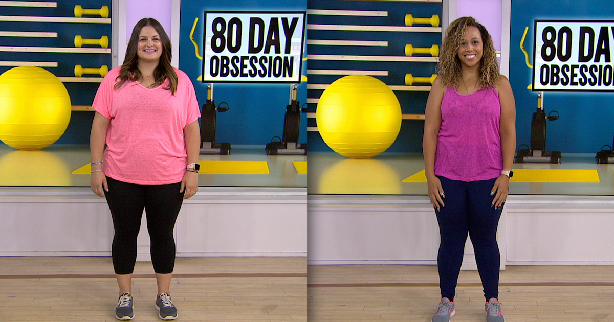 These women lost over 17 inches while doing the 80-Day Obsession — see how they look now