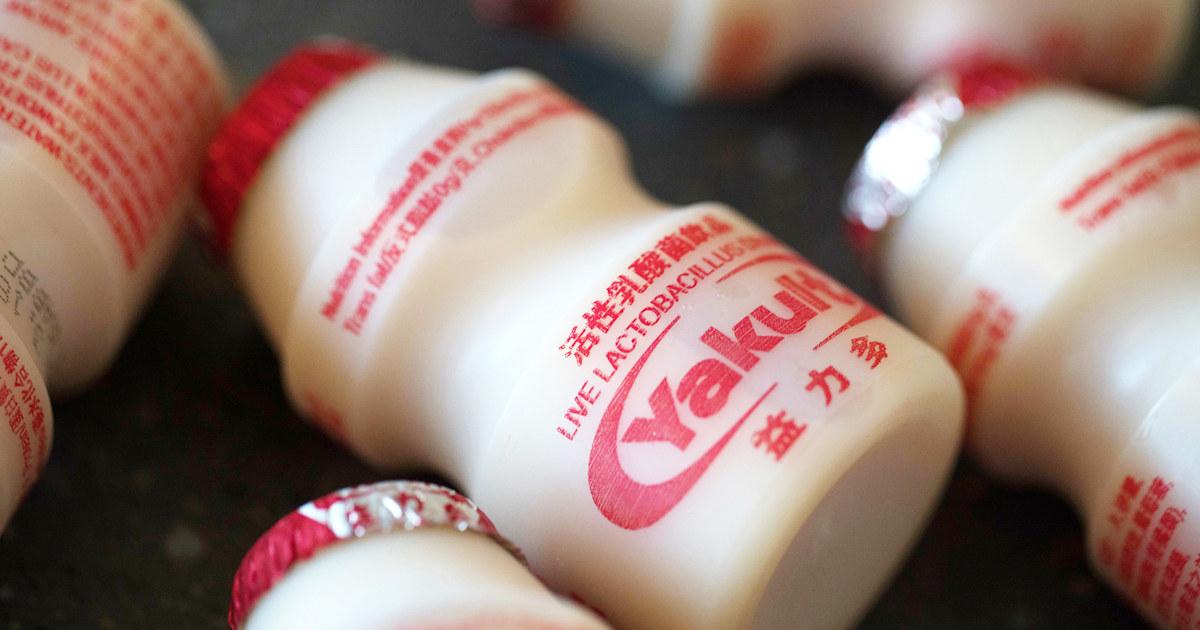Why Yakult Yogurt Probiotic Drink Surging In Popularity