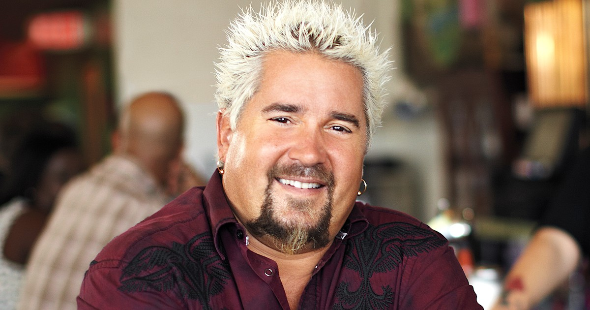 This is the 1 food Guy Fieri can't live without