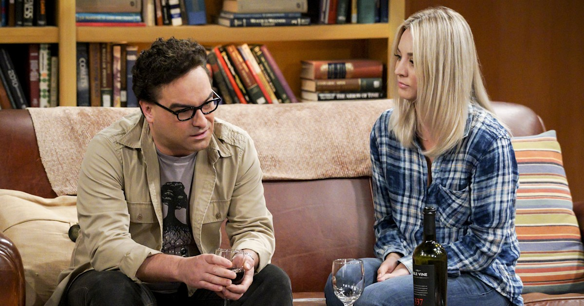 Kaley Cuoco Reveals What She Hopes Will Go Down In Big Bang Theory